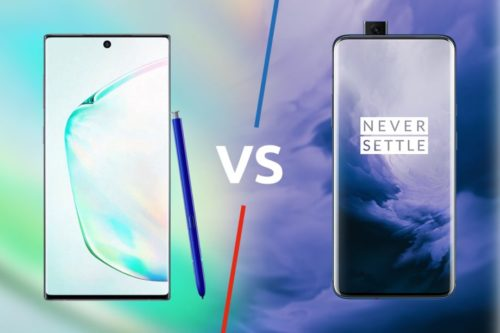 Samsung Galaxy Note 10 Plus vs OnePlus 7 Pro: A choice that could keep you up at night