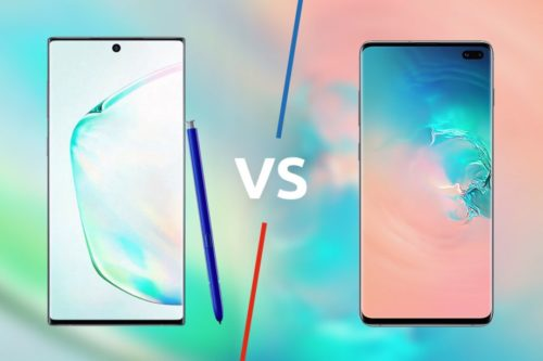 Samsung Galaxy Note 10 Plus vs Samsung Galaxy S10 Plus: How different are they?