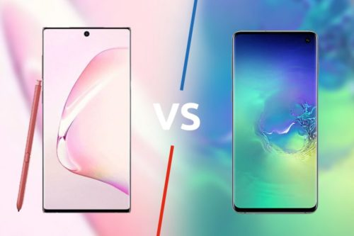 Samsung Galaxy Note 10 vs Samsung Galaxy S10: Which phone is worth your money?