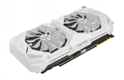 Palit GeForce RTX 2080 Super White GameRock Premium Review