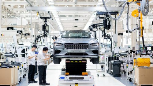 Polestar 1 production begins as Volvo EV spin-off stakes its independence