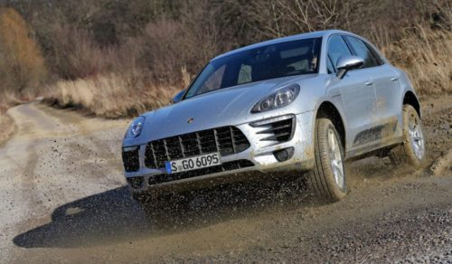The Porsche Macan Is Leading the Way for Luxury Subcompact SUVs