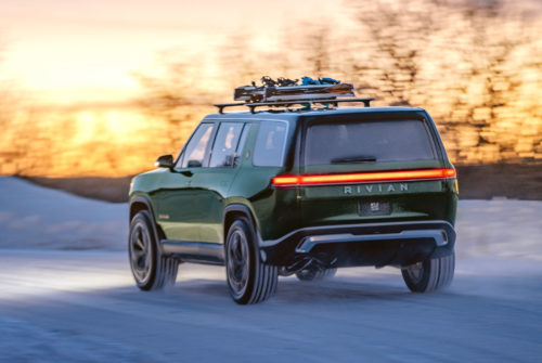 This Cool New Electric SUV Will Offer a Feature Off-Roaders Should Love