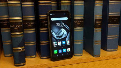 Blackview BV6100 ruggedised smartphone review