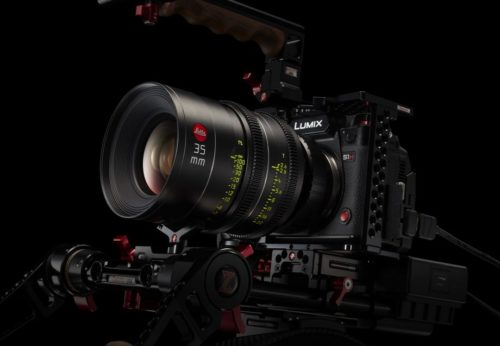 Panasonic S1H is the first full-frame mirrorless camera to shoot in 6K