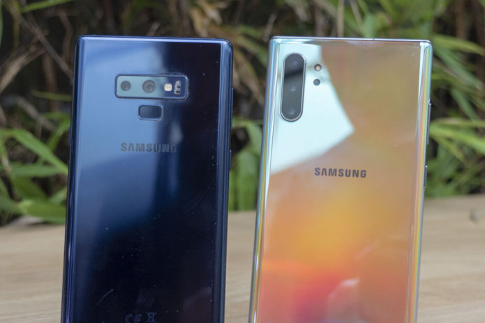 Samsung Galaxy Note 10 vs. Note 9 FACE-OFF : Should You Upgrade?