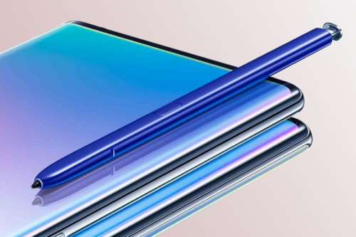Galaxy Note 10: 4 clever things the new S Pen can do