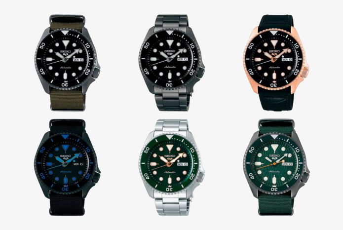 The Affordable, Mechanical Seiko 5 Watch Is Back