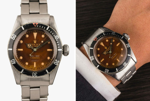This Auction Features Some Exceptional Vintage Rolex Watches
