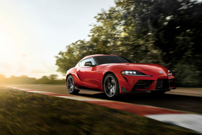 The New Toyota Supra Can Make 420 HP With a Cheap Software Upgrade