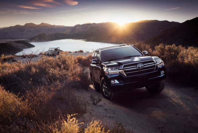 The Best-Looking Toyota Land Cruiser in Ages Won't Come Cheap