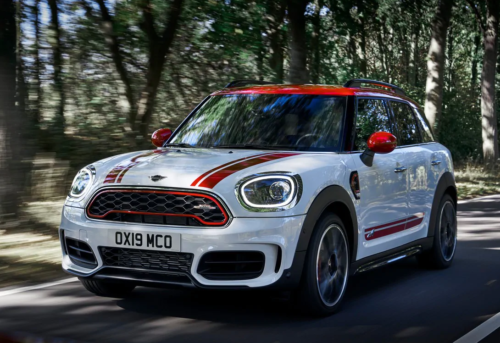 2020 Mini Clubman John Cooper Works All4 Is Much More Powerful