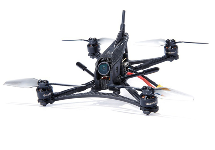 iFlight TurboBee 136RS Review: 4S Toothpick FPV Racing RC Drone