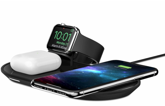 Who needs AirPower? Apple offering 3-in-1 wireless charger from Mophie