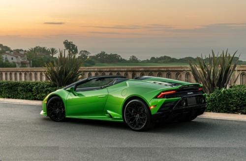 2020 Lamborghini Huracán Evo Spyder Is Pure Open-Air Excess