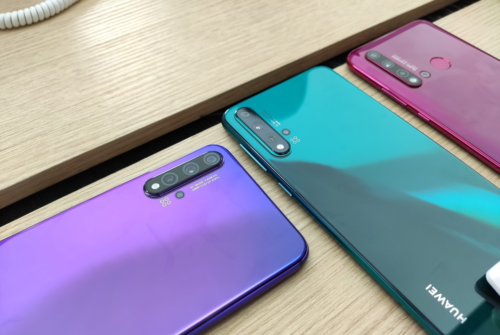 Huawei Nova 5, 5 Pro and Nova 5i Hands-on, First Impressions: Will These Ever Arrive In The PH?