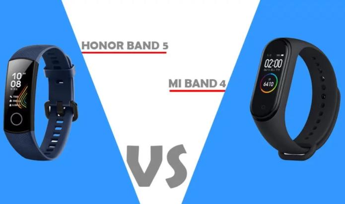 Mi Band 4 Vs Honor Band 5 – A full Spec Comparison