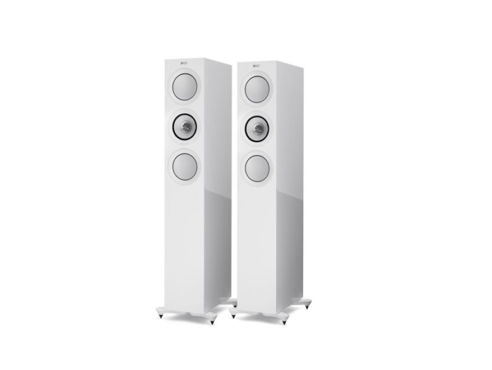KEF R5 review : These floorstanders are classy and refined performers