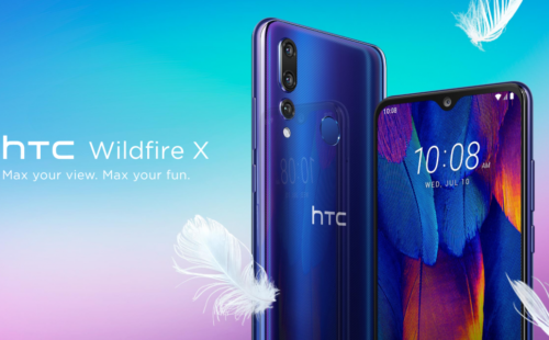 HTC Wildfire X: Everything worth knowing about HTC's 2019 phone