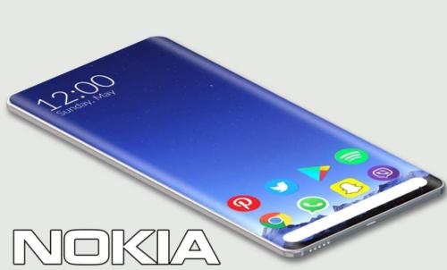 Nokia Saga Pro Edge 2019: massive 10GB RAM, 42MP cameras!