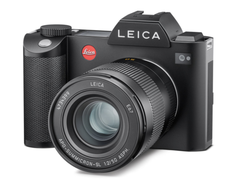 Leica APO-Summicron-SL 50 mm f/2 ASPH. Expands SL Lens Range