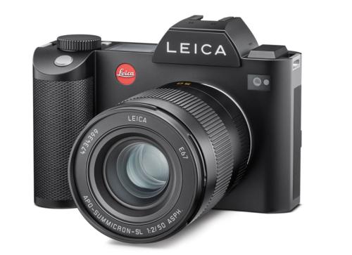 Leica APO-Summicron-SL 50 mm f/2 ASPH. Expands SL Lens Range