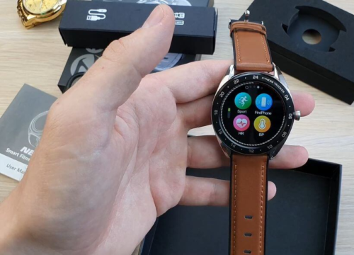 Zeblaze NEO Touch Screen Smart Watch Review