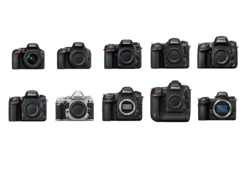All Current Nikon Cameras Compared