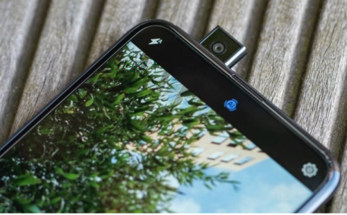 Huawei Y9s Exposure: Equipped With a Lift Camera