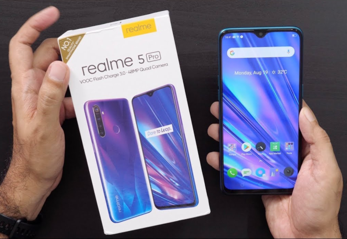 Realme 5 and 5 Pro hands-on review