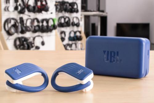 JBL Endurance Peak True Wireless Headphones Review