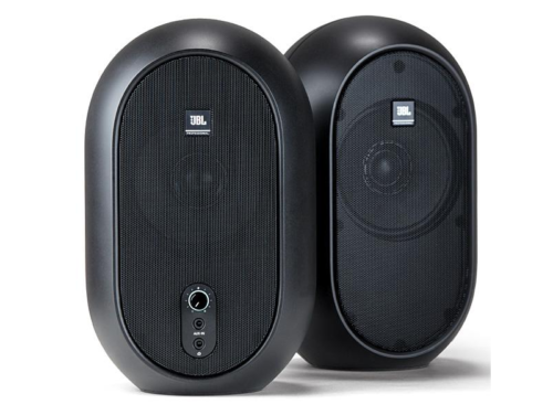 JBL One Series 104 Powered Reference Monitors Review