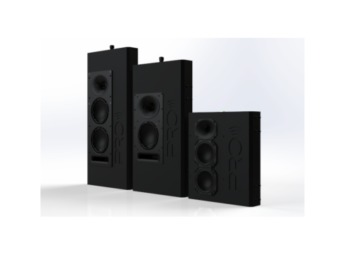 Pro Audio Tech Unveils 'Invisible Mount' Speakers
