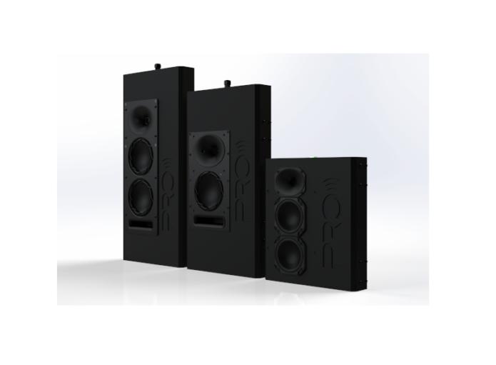 Pro Audio Tech Unveils 'Invisible Mount' Speakers