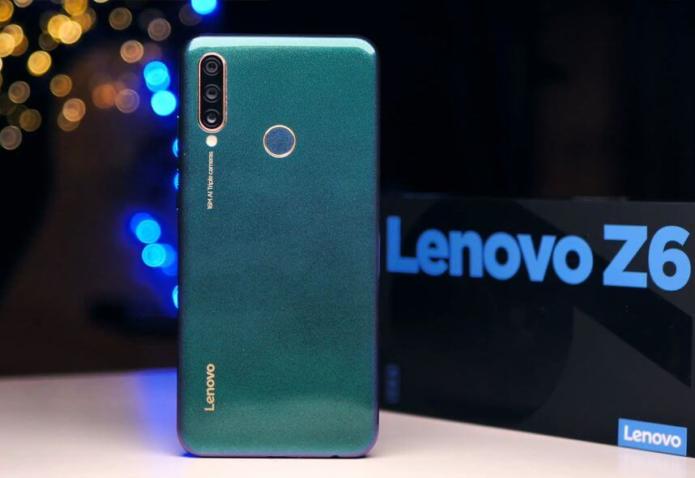 Lenovo Z6 Lite Review