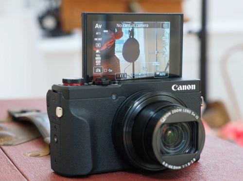 Top compact: Canon G5 X II vs. Sony RX100 VII vs. G7 X III