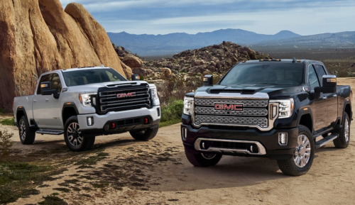 2020 GMC Sierra HD Is a Premium High-Tech Workhorse