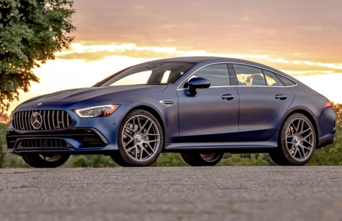 2019 Mercedes-AMG GT53 4-Door Offers Performance That's Easy to Swallow