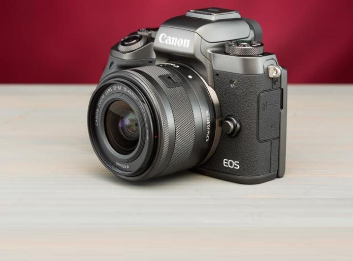 Canon EOS M6 II vs M5 – The 10 main differences