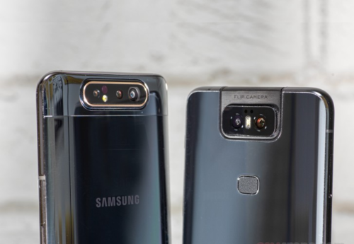 Asus Zenfone 6 vs. Samsung Galaxy A80 Comparison: Flippy camera shootout