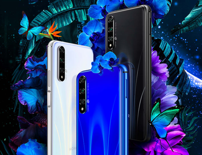 Honor 20S Will be Launched In China On September 4 With Better Night Mode Camera