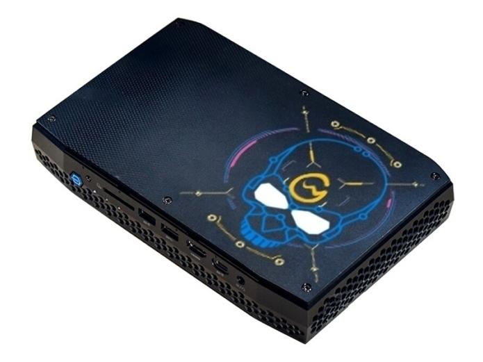 Intel NUC NUC8i7HVKVAW Review: E-sports Game Mini PC