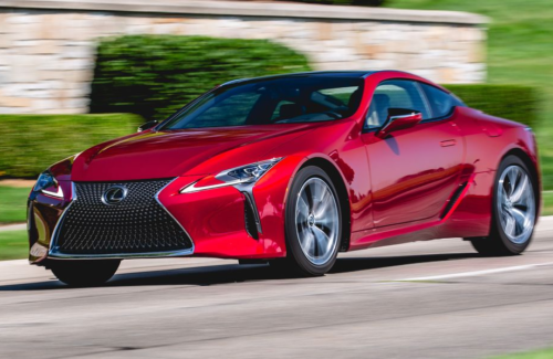 2019 Lexus LC500 Is the Soft Personal Luxury Coupe Perfected