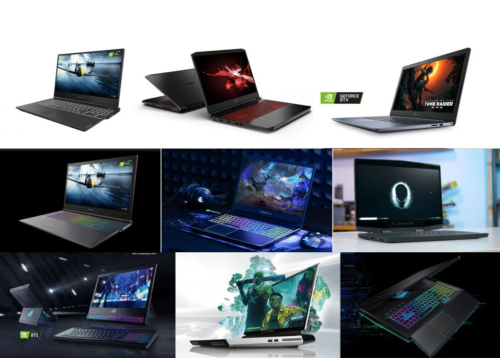 Best portable gaming laptops and ultrabooks in 2019 (detailed guide)