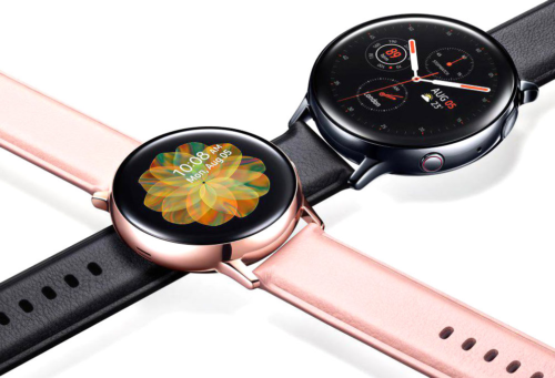 """The Samsung Galaxy Watch Active 2 is a mild upgrade with a """"digital"""" bezel"""