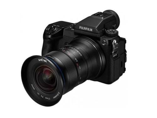Laowa 17mm f/4 Zero-D GFX Lens for Fujifilm GFX Cameras