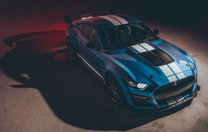 Ford Mustang Shelby GT500 Does 0–100–0 MPH in 10.6 Seconds. Here's What That Means.