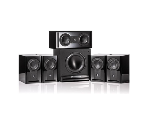 RSL Speakers CG5 5.1 Speaker System Review