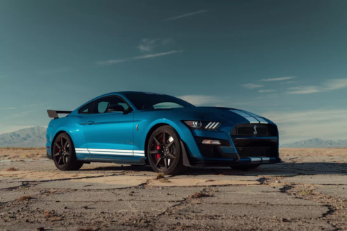 What the Ford Mustang Shelby GT500's 0–100–0-MPH Time Means