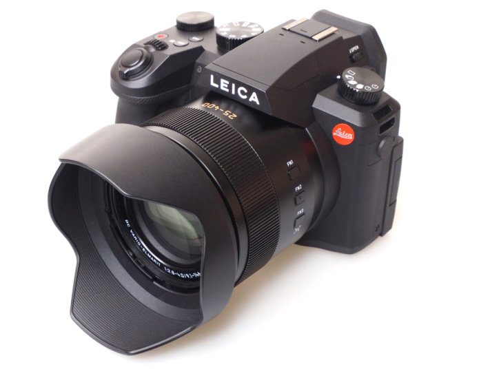Leica V-Lux 5 Review